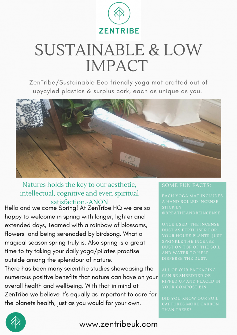 sustainable low impact packaging